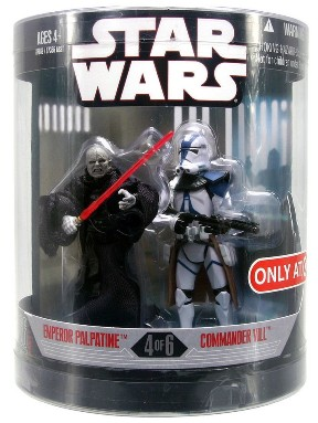 "Star Wars (30th Anniversary) Target Exclusive Order 66! (""Vintage Collection"") ""Rare-Vintage"" (2008)"