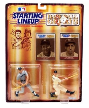 "MLB (Kenner/Hasbro Starting LineUp) Baseball Series ""Rare-Vintage"" (1988-2001)"