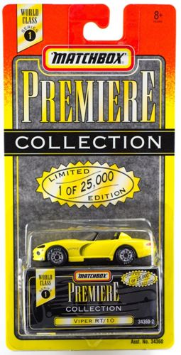 "Matchbox (Exclusives & Series Collectible Diecast 1:64 Scale Vehicles) ""Rare-Vintage"""