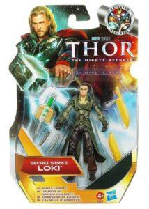 #04 Secret Strike Loki-A