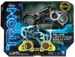 Deluxe Light Cycle (Sam Flynn) TRON (Series-1) 2010 - Copy