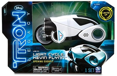 Light Cycle Kevin Flynn TRON (Series-1) 2010