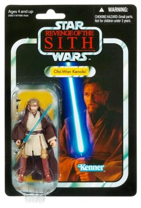 Obi-Wan Kenobi VC16 Silver Foil (2010) - Copy