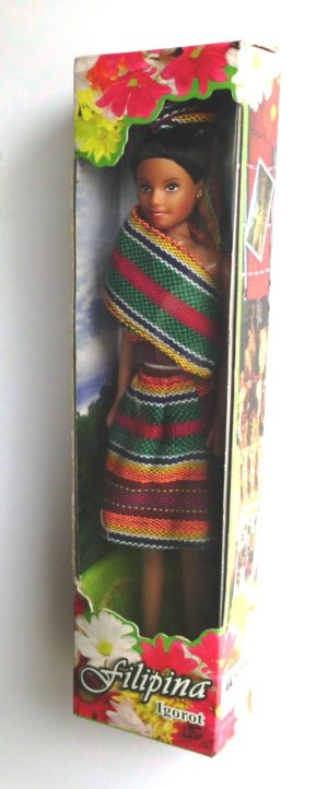 Filipina Igorot (12 inch doll) 7037 (2)