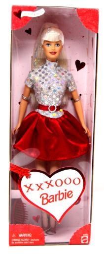 XXXOOO Valentine Barbie - Copy (2)