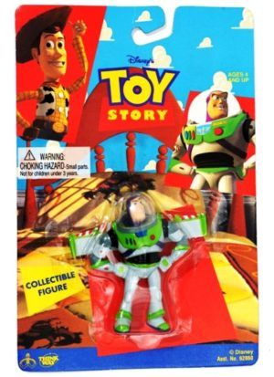 Buzz Lightyear (COLLECTIBLE FIGURE) Series 1 (1995)-00 - Copy