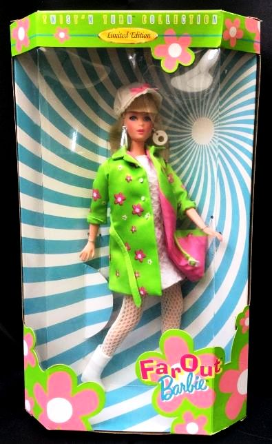 Far Out Barbie -AA