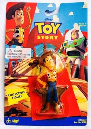 Woody (COLLECTIBLE FIGURE) Series 1 (1995)
