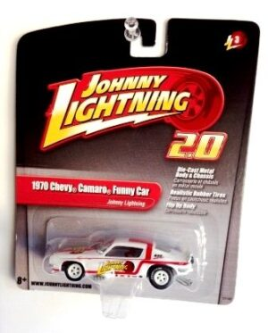 """Johnny Lightning Authentic Replicas """"Vintage JL 2.0 Series Edition Long Black Cards Series"""" 1/64 Scale Die-Cast Vehicles Collection """"Rare-Vintage"""" (2009-2011)"""