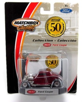 "Matchbox Collectibles (""50th Anniversary"") Collectible Diecast 1:64 Scale Series) ""Rare-Vintage"" (2002)"