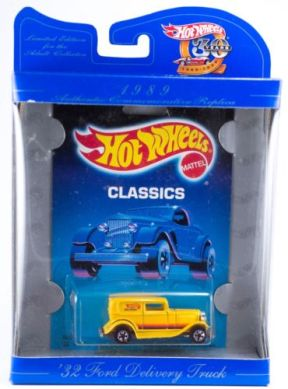 "Hotwheels (30th Anniversary) Replicas ""Rare-Vintage"" (1998)"