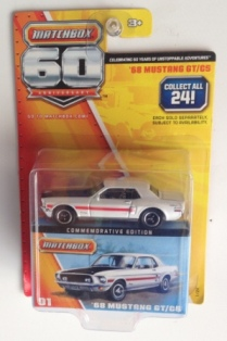 "Matchbox Collectibles (""60th Anniversary"") Collectible Diecast 1:64 Scale Series) ""Rare-Vintage"" (2012)"