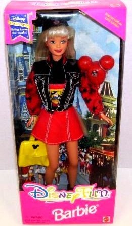 """Disney Barbie Vintage Series (""""Anniversary And Exclusive Edition Collection"""") """"Rare-Vintage"""" (1996-1997)"""