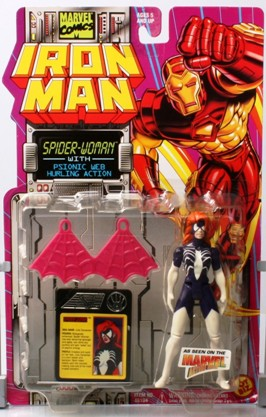 "Marvel (""Comics Iron Man Collector TV Series"") ""Rare-Vintage"" (1994-1996)"