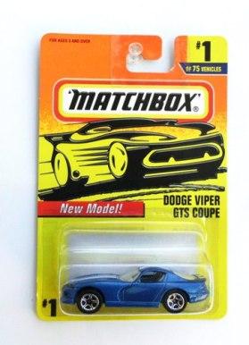 "Matchbox 75 (Mattel ""Challenge & Superfast"") Collectible Diecast 1:64 Scale Series) ""Rare-Vintage"" (1997)"
