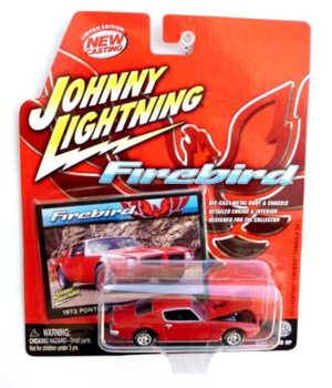 "Johnny Lightning (Pontiac Firebird Anniversary & Limited Editions Series-#435) 1/64 Scale Die-Cast Vehicle"" (Johnny Lightning Collection Series) ""Rare-Vintage"" (2003-2004)"