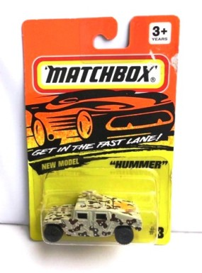 "Matchbox 75 (Mattel-Tyco Collectible Diecast 1:64 Scale Series) ""Rare-Vintage"" (1993)"