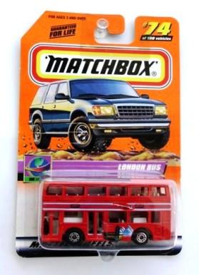 "Matchbox 100 (Mattel Wheels Collectible Diecast 1:64 Scale Series) ""Rare-Vintage"" (1998)"