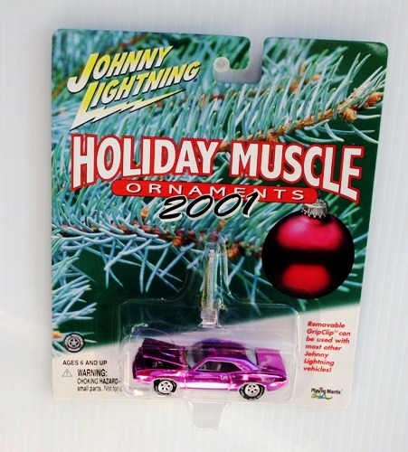 1970 Hemi Cuda High Gloss Purple RR