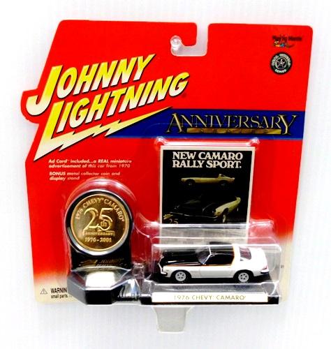 "2004 Johnny Lightning /""AMERICANA/"" Premium Diecast with card"