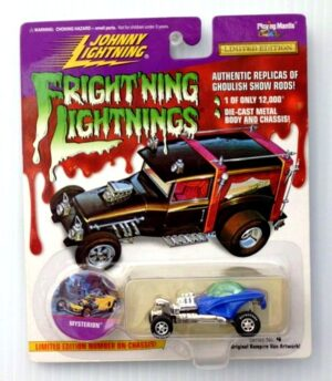 Mysterion Frightn'ing Lightning