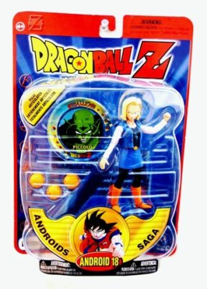 Androids 18 (Dragonball Z) Series-3A