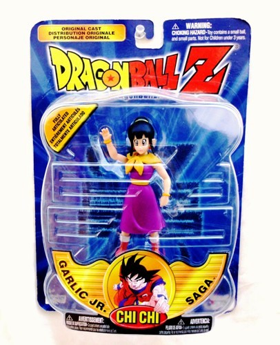Chi Chi Garlic Jr Saga Dragon Ball Z Series Irwin Toy Limited Rare Vintage 2000 Now And Then Collectibles Now in spite of these being probably the biggest takeaway here is that garlic jr. now and then collectibles