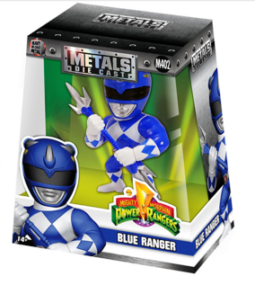 Blue Ranger (M402) Heavy Die Cast Metal-1997 (0)