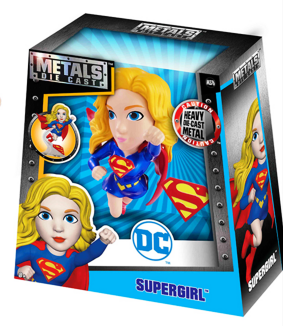 Supergirl (M376) Blue Flying Version With Stand-2016 (0)