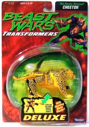 """Beast Wars Transformers Basic & Deluxe Bubble Cards (""""Kenner"""" Collector's Series) """"Rare-Vintage"""" (1995-1997)"""