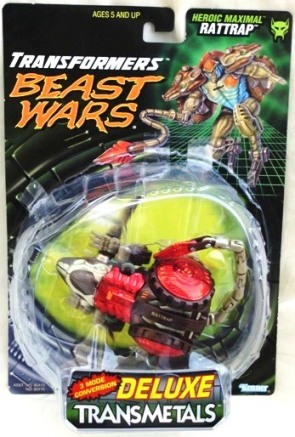"""Beast Wars Transformers (""""Aged Bubble Cards""""!!) Basic & TransMetals Deluxe """"Kenner"""" Collector's Series) """"Rare-Vintage"""" (1997-1998)"""