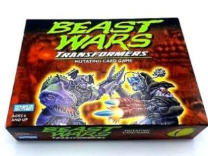 """Beast Wars Transformers Mutant (Deluxe Bubble Cards & Mutating Card Games """"Hasbro"""" Collector's Series) """"Rare-Vintage"""" (1997-2000)"""