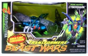 98-Hasbro (CyberShark) Ultra Transmetals2-Box Set-80447 - Copy