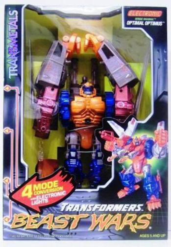 (Kenner) 1998 Optimal Optimus 80441