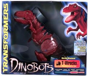 T-Wrecks Dinobots (Hasbro 2000)-1a - Copy