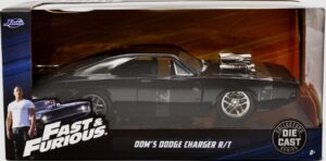DOM'S '70 DODGE CHARGER RT