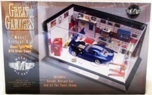 "Great Garages (Model Display Kits 1:43 Scale Series Collection) ""Rare-Vintage"" (1998)"
