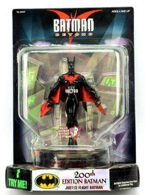 JUSTICE FLIGHT BATMAN 200th Edition Batman Beyond - Copy