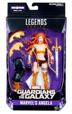 "Marvel Legends (""Guardians Of The Galaxy Series"") ""Rare-Vintage"" (2016)"