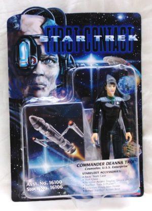 Commander Deanna Troi (Red) (2)