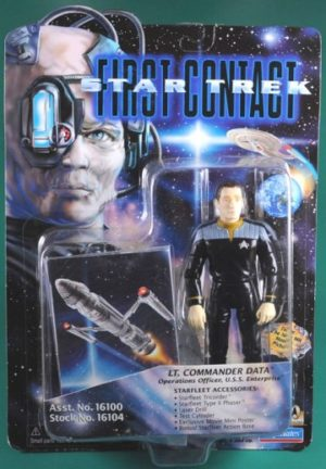 Lt Commander Data (Operations Officer)-00