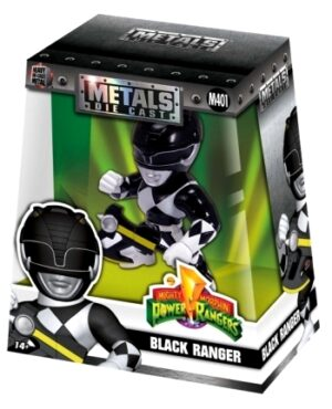 Black Ranger (M401) Heavy Die Cast Metal-1997 (0)