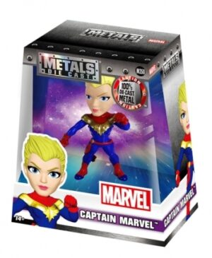 Captain Marvel (M350) Captain Marvel 100% Die Cast-2016 (0)