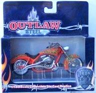 "Arlen Ness (Outlaw Steel) ""Rare-Vintage"""