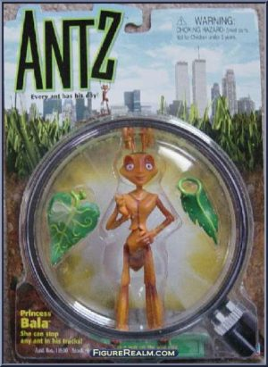 "ANTZ (Movie Figures) ""Rare-Vintage"" (1998)"