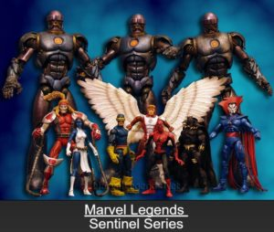 "Marvel Legends (Sentinel Series) ""Rare-Vintage"" (2005)"