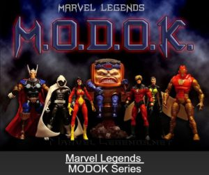 "Marvel Legends (""Exclusive"" Modox Series) ""Rare-Vintage"" (2006)"