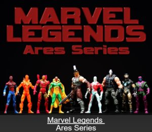 "Marvel Legends (""Exclusive"" Ares Series) ""Rare-Vintage"" (2008)"