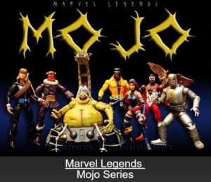 "Marvel Legends (Mojo Series) ""Rare-Vintage"" (2006)"