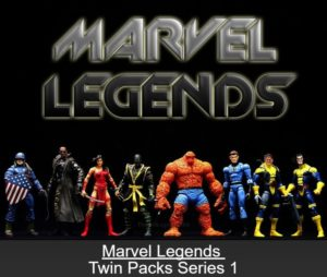 "Marvel Legends (Twin-Pack Series-1) ""Rare-Vintage"" 2008"